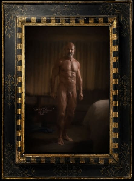 Hotel Diaries, Limited Edition, Ben Fink, Art Print,