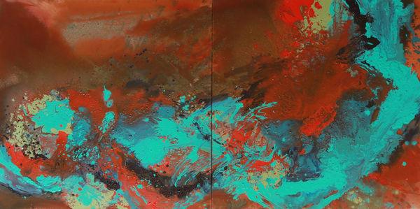 seascape, turquoise, ocean
