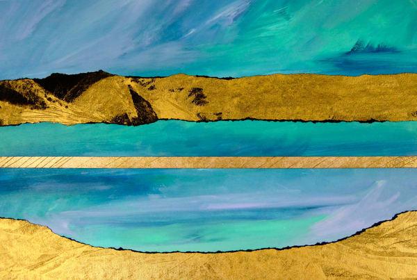 Horizontal Landscape II
