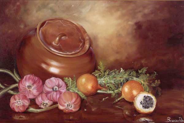 Frutas Art   artecolombianobyberenice