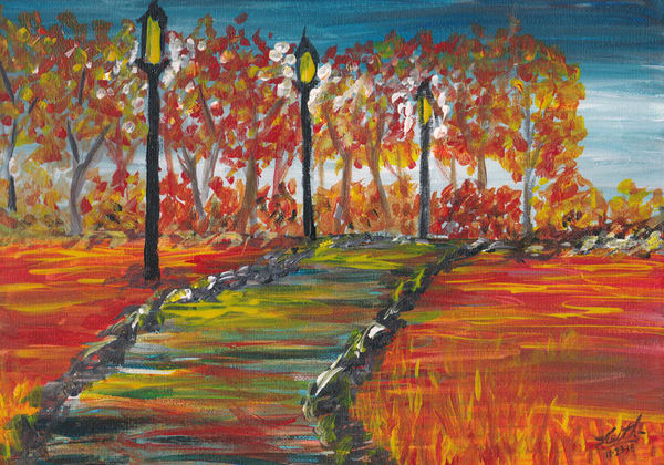 Autumn Eve Art | keithpiccolo