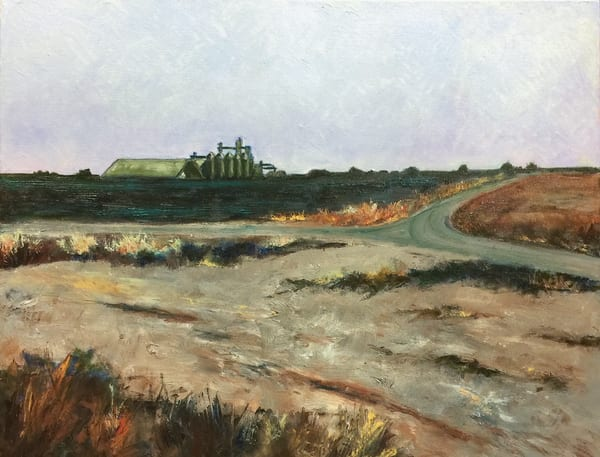 Frontier Ag Facility #1 Art | Patrick Cosgrove Art and Photography