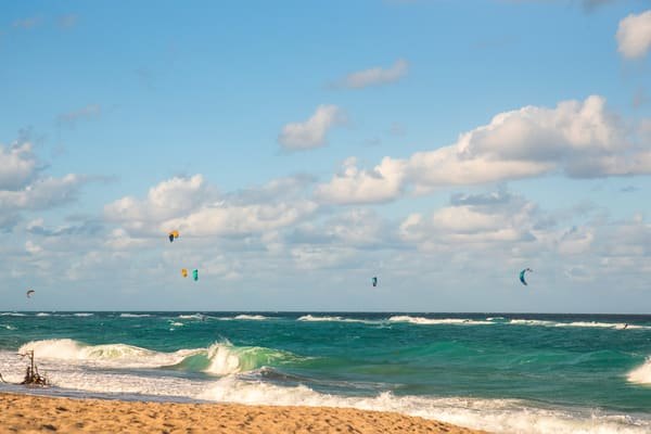 Kite Beach Photography Art | Burke Young Photography