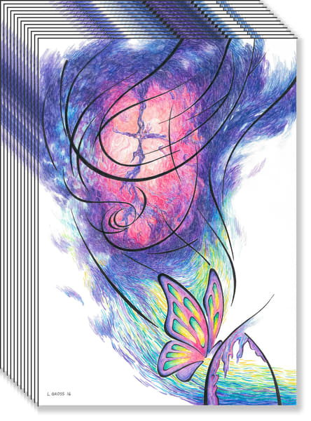 Resurrection Nebula | PixelPoint Artistry