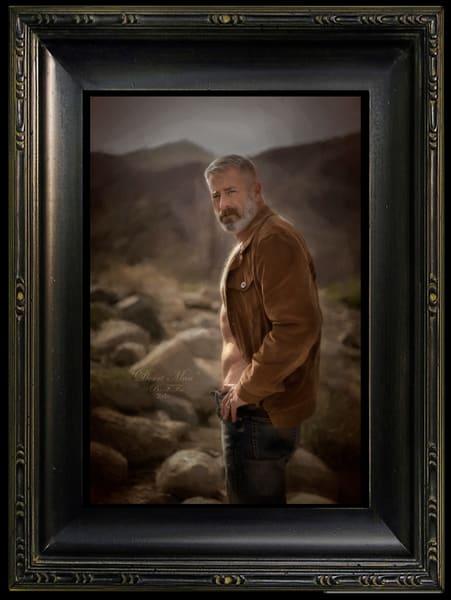 Desert Man, Limited Edition, Ben Fink, Art Prints,