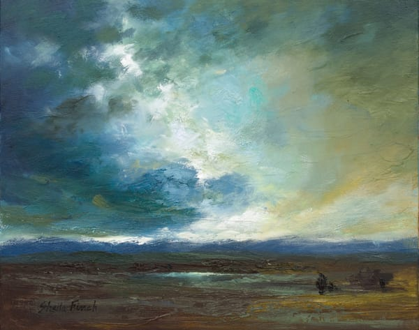 Pacific Sky Art | SHEILA FINCH FINE ART
