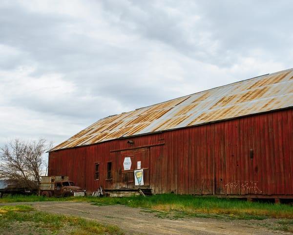 Old Warehouse, Mabton, Washington, 2011