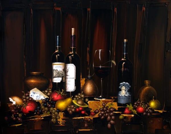 A Good Year   Fine Art Print Art | Thomas Easley Art