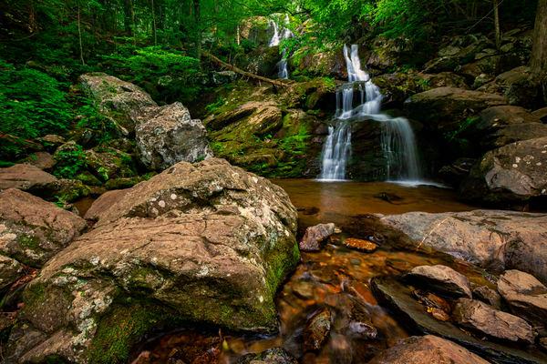 Dark Hollow Falls - Shenandoah National Park fine-art photography prints