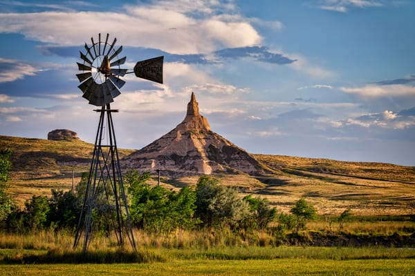 Chimney Rock | Shop Photography by Rick Berk