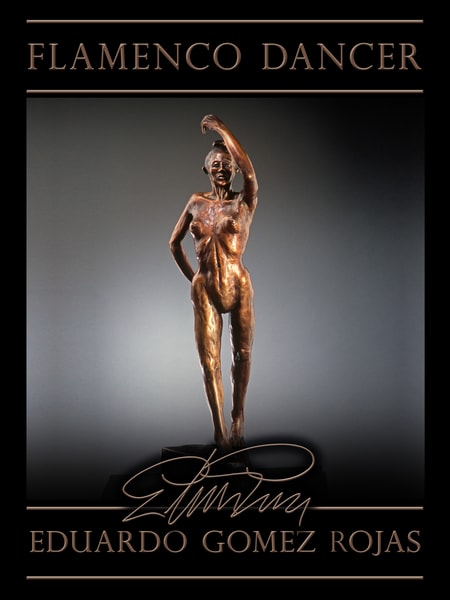 Flamenco Dancer - Poster