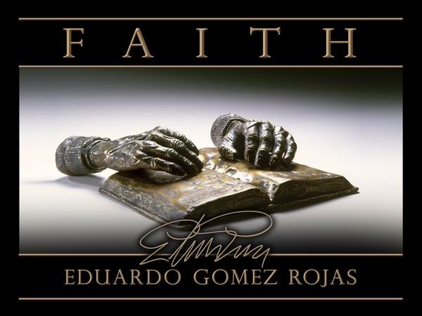 Faith   Poster Art | Eduardo Gomez Gallery