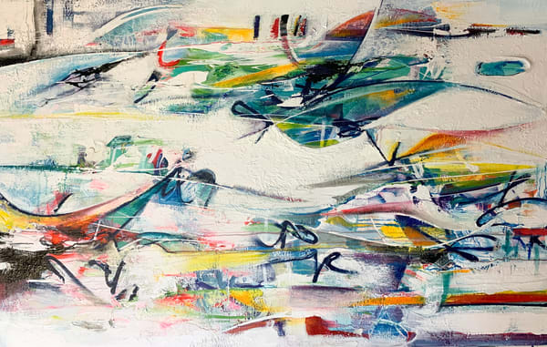 Energetics 2 Art | Kristyn Watterworth