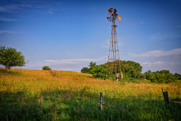 The Old Windmill | Shop Photography by Rick Berk