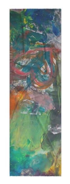 Long Scarf : : Blended With Love  | Stephanie Visser Fine Art