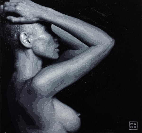 Feeling It Print Art | Todd Monk Art