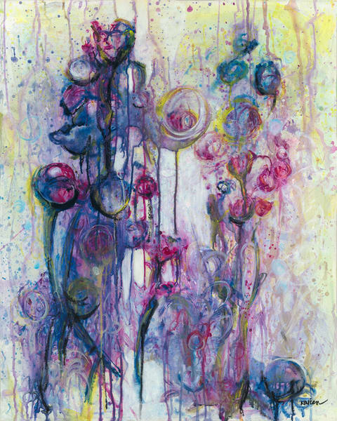 Go On  Art | Nikki Nienhuis