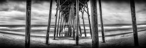Kure Beach Pier Photograph
