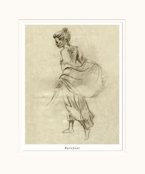 Classical Figurative Art Print/Denise Di Battista