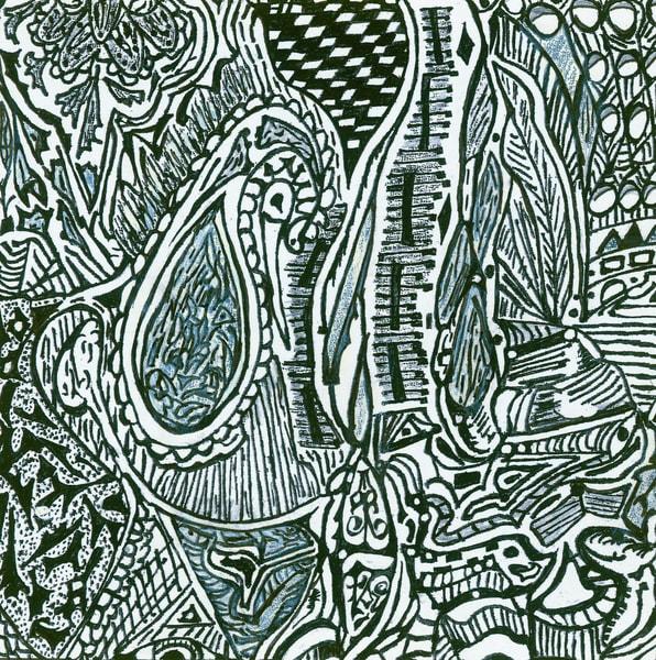 Blues Scale Series  #31 Art | Aldo Borromei