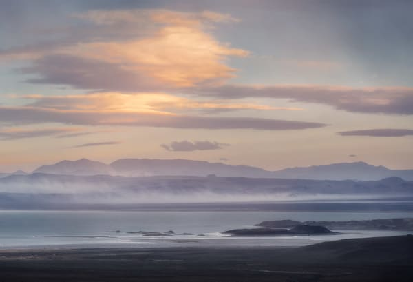 Moody Mono Lake Photography Art | Charlotte Gibb Photography