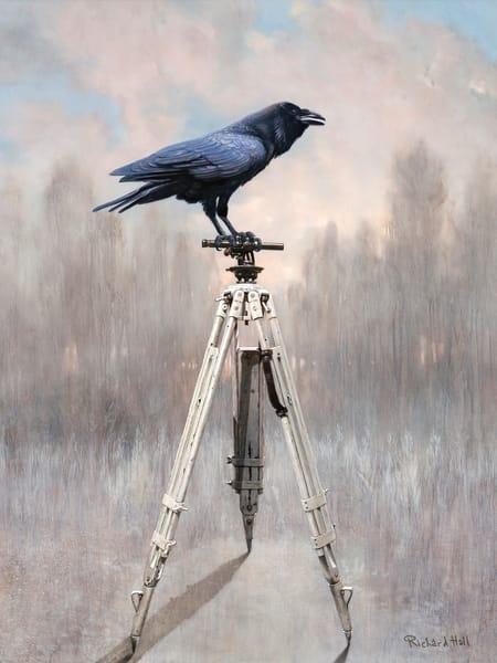 The Surveyor Art | Richard Hall Fine Art