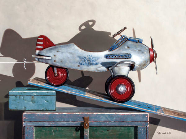 Ready For Take Off Art | Richard Hall Fine Art