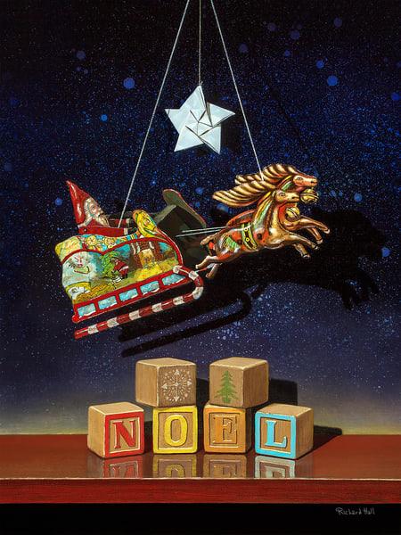 Noel Art | Richard Hall Fine Art