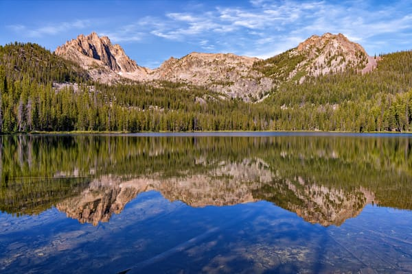 Sawtooth Reflections | Shop Photography by Rick Berk