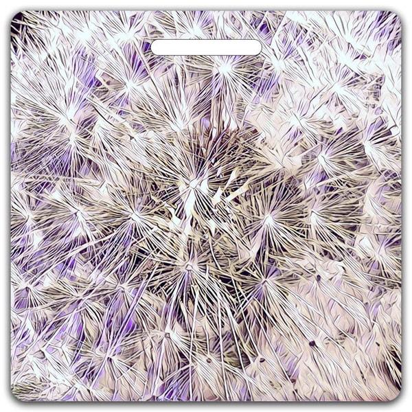 Dandelion Fireworks Bag Tag