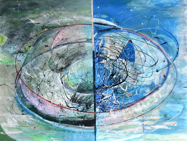 This Fragile World Iii Art | All Together Art, Inc Jane Runyeon Works of Art