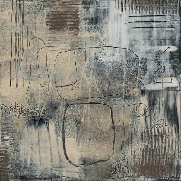 Walking With The Moon No 2 Art | Sondra Wampler | fine art