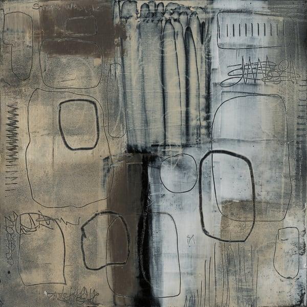 Walking With The Moon No 4 Art | Sondra Wampler | fine art