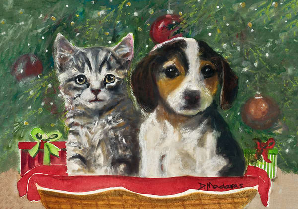 Holiday Cards   Southwest Art Gallery Tucson   Madaras