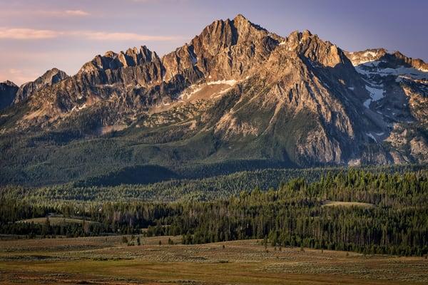 Williams Peak | Shop Photography by Rick Berk