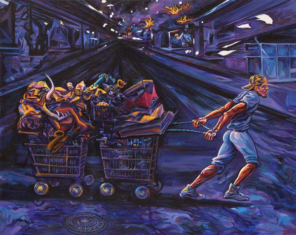 La Story Art | George Terry McDonald Art