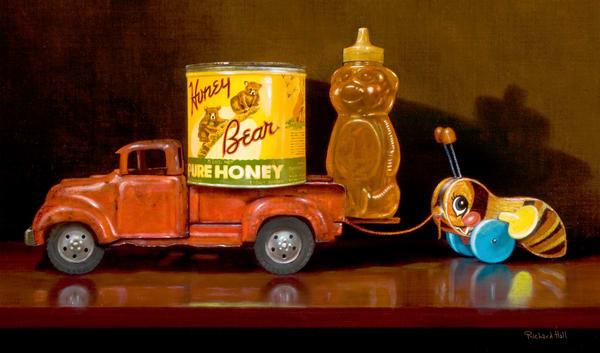 My Sweet Ride Art | Richard Hall Fine Art