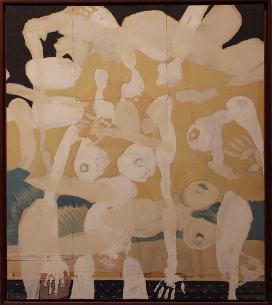 White Body Art | David R. Prentice
