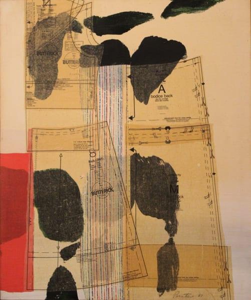 Double Back Art   David R. Prentice