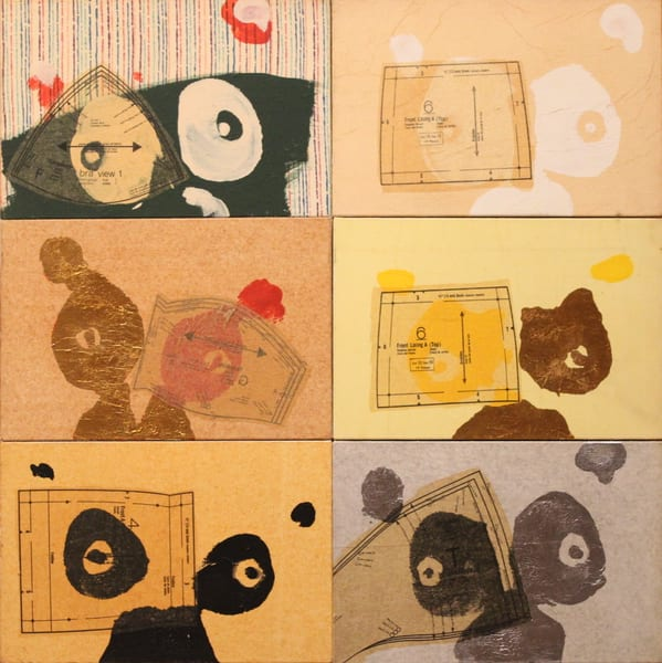 Six Art   David R. Prentice