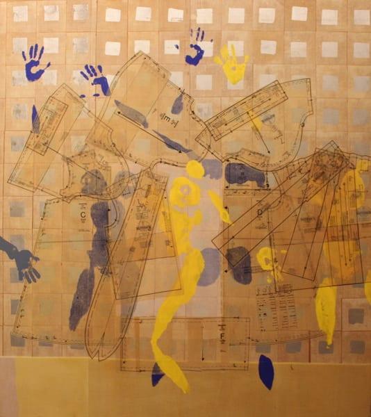 Taxi Art   David R. Prentice