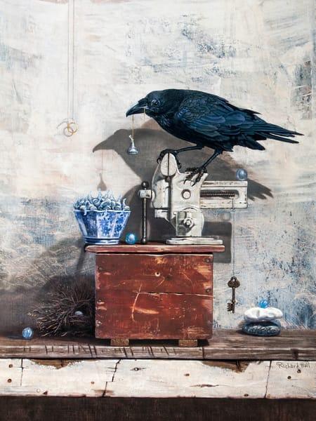 Secret Admirer Art | Richard Hall Fine Art