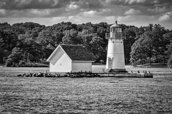 Sunken Rock Lighthouse - Upstate New York fine-art photography prints