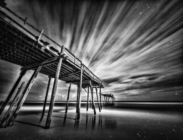 Frisco Pier Photo OuterBanks