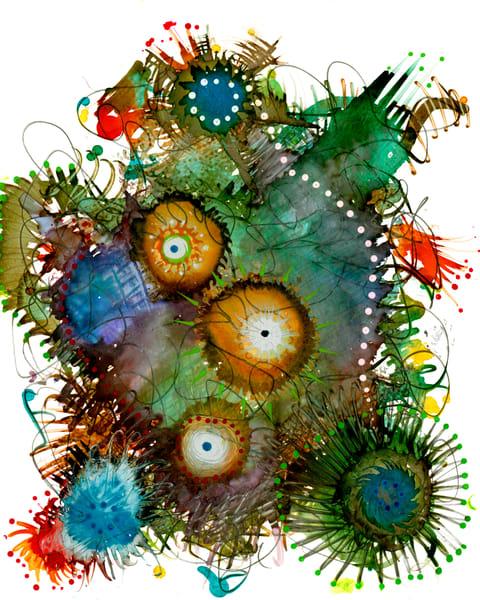 Detonation Art | Lynne Medsker Art & Photography, LLC