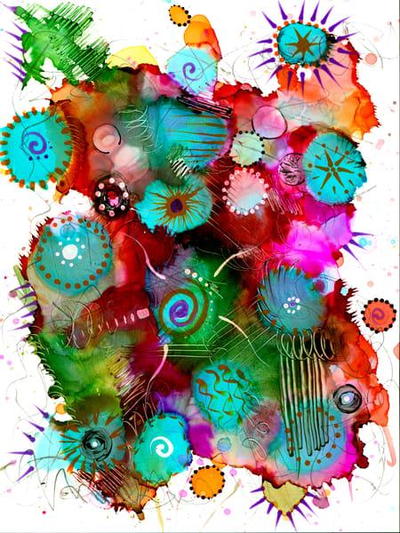 Happy Song Art | Lynne Medsker Art & Photography, LLC