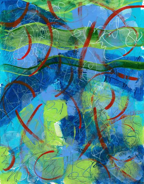 Surge Art | Lynne Medsker Art & Photography, LLC