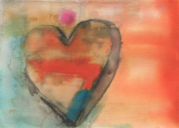 Heart 1 Art | Stephanie Visser Fine Art