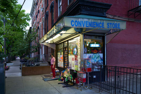 Convenience Store, Brooklyn Art | Jason Homa