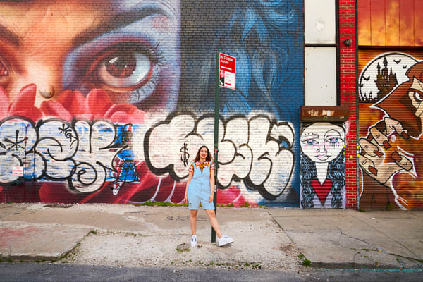 Portraits, Bushwick Art | Jason Homa